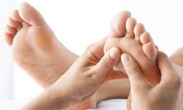 Массаж ног от подолога