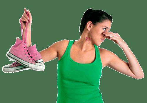 Причины запаха обуви